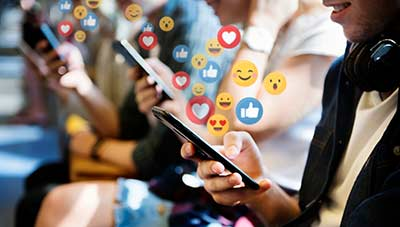 Social media & online support for cpap therapy